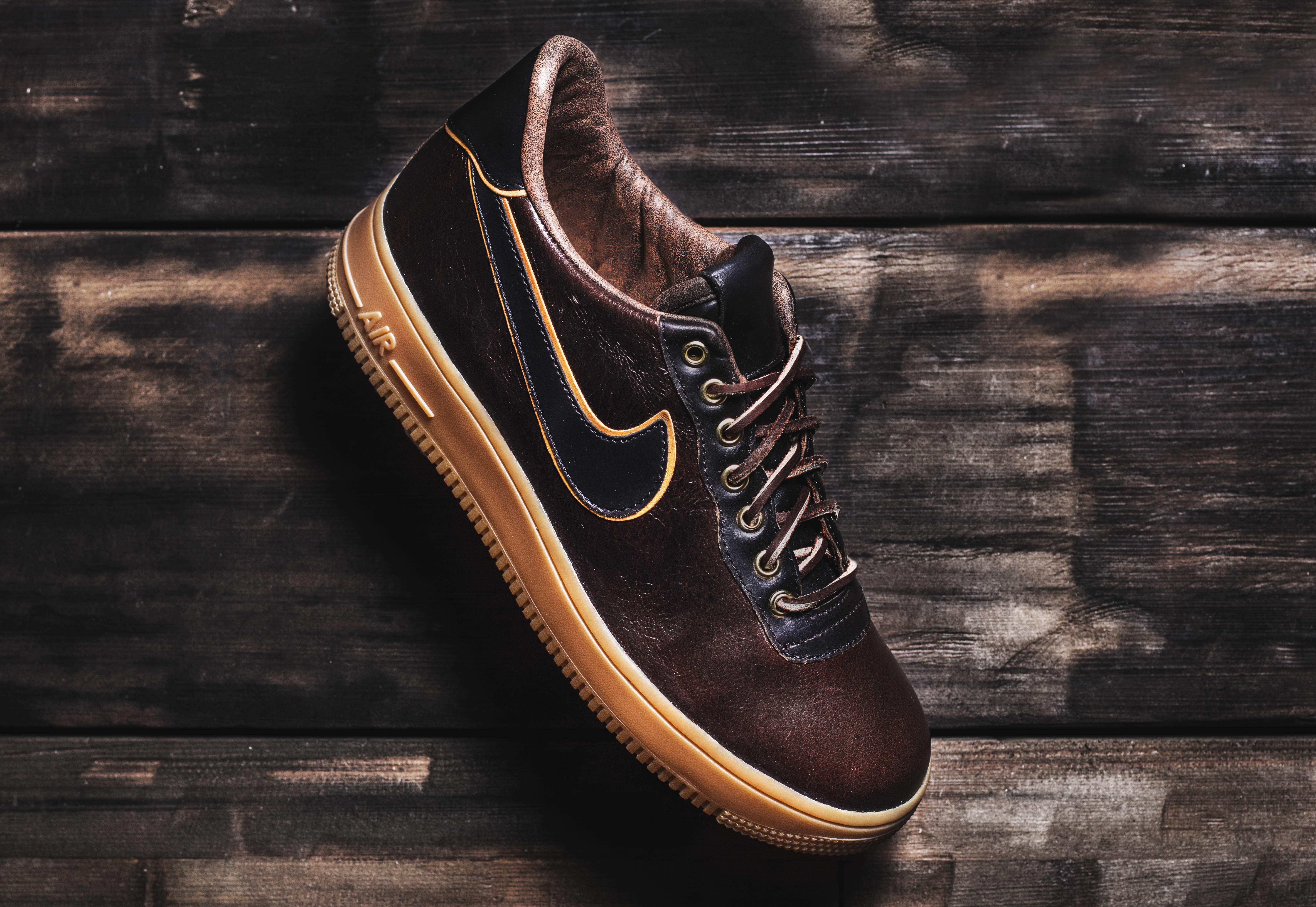 Jack Daniels x The Shoe Surgeon x Nike Air Force 1 3