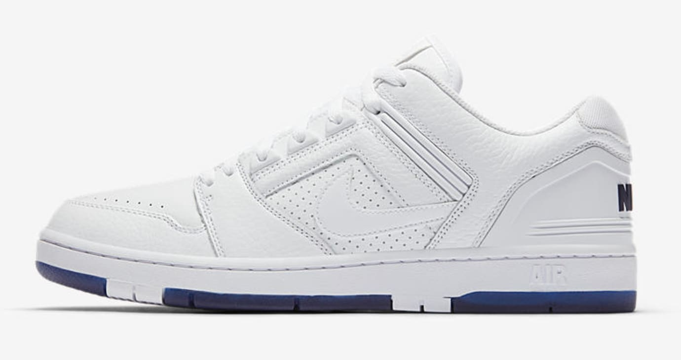 Nike SB Air Force 2 Low 'Kevin Bradley' AO0298-114 (Lateral)