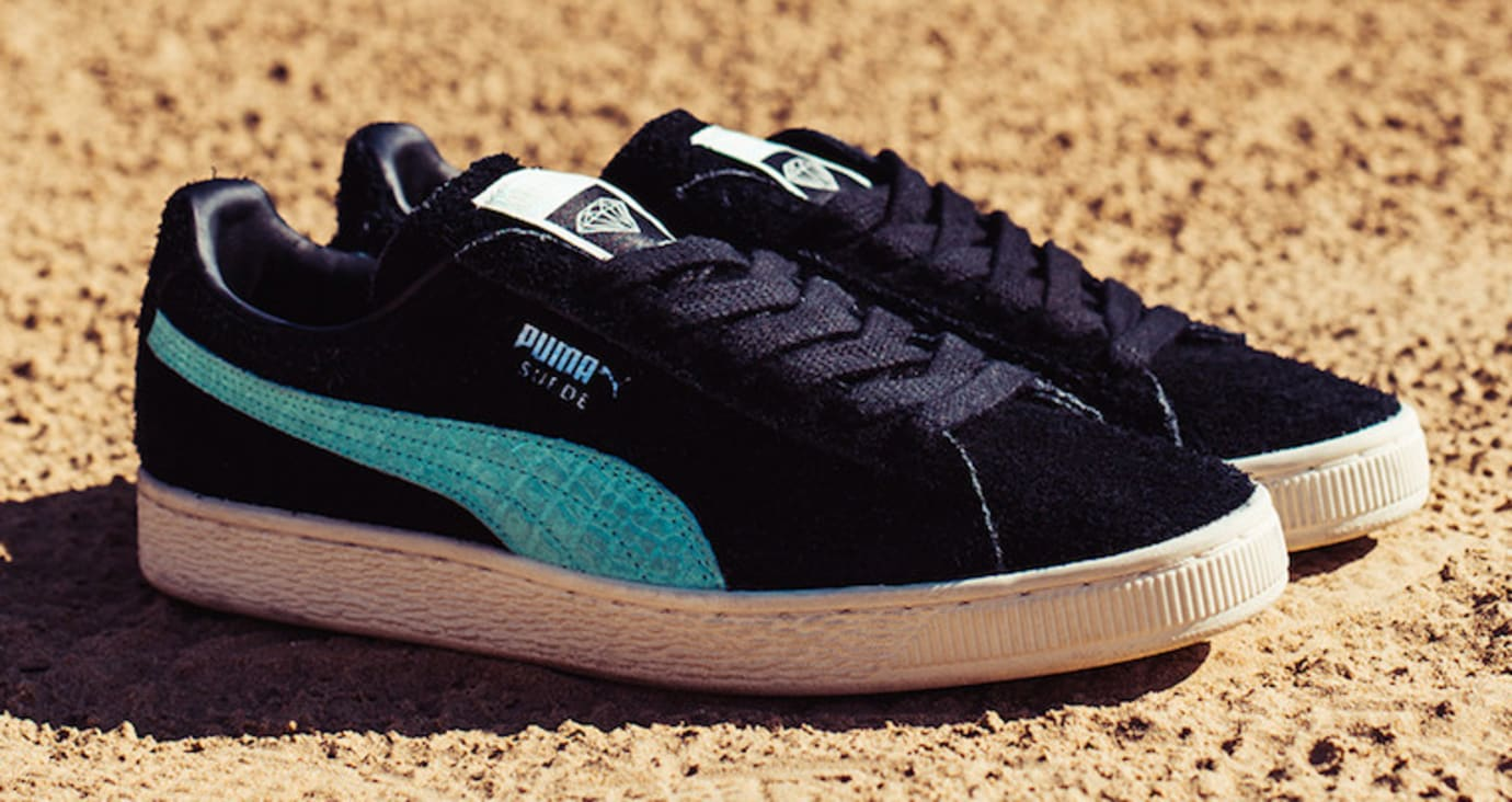 Diamond Supply Puma Suede 2