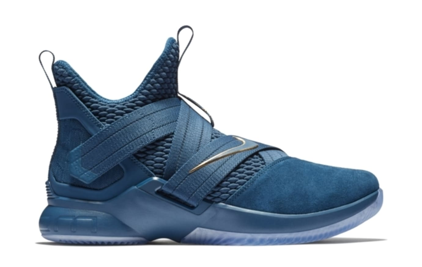 48a554aedd6 Nike LeBron Soldier 12  Agimat  AO4054-500 Release Date