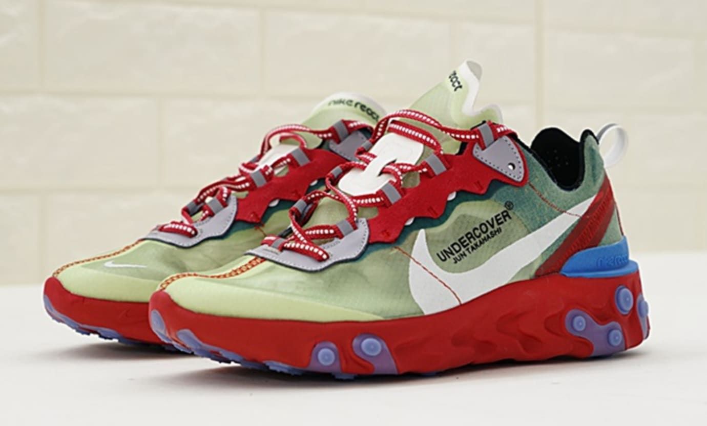 Undercover x Nike React Element 87 AQ1813-339