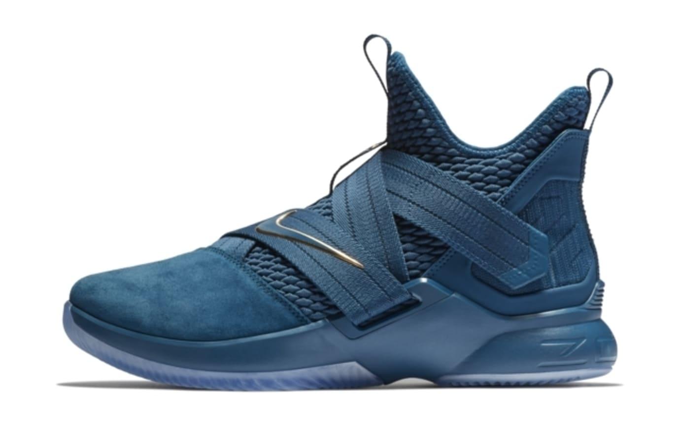 Nike LeBron Soldier 12  Agimat  AO4054-500 Release Date  e913230f4