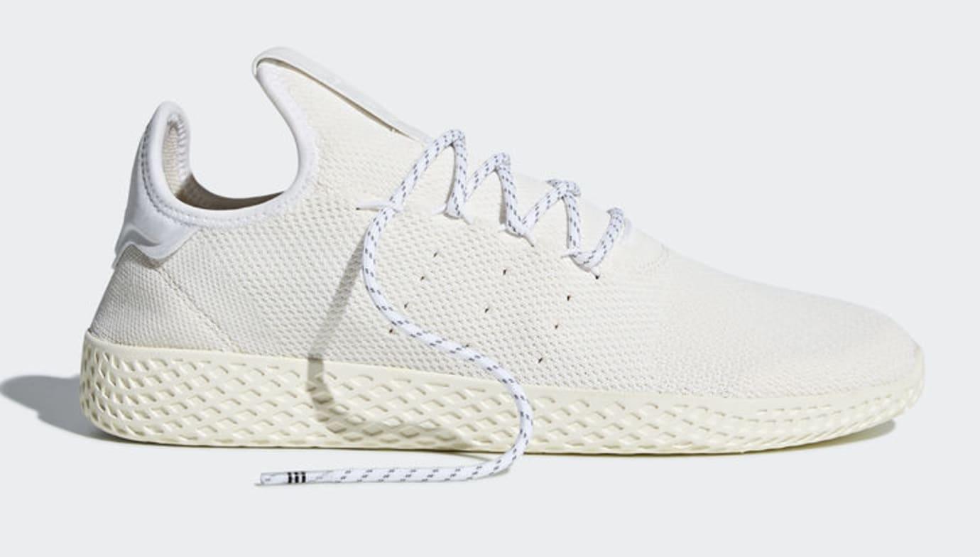 Pharrell x Adidas Tennis HU 'Blank Canvas/Holi' DA9611 5