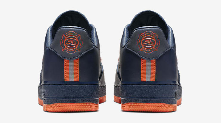 Nike Air Force 1 Low 'NYC's Finest' AO1635-400 (Heel)