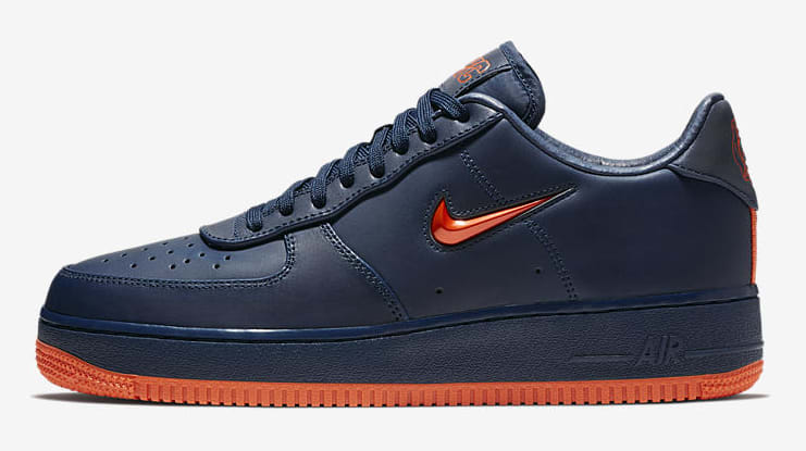 Nike Air Force 1 Low 'NYC's Finest' AO1635-400 (Lateral)