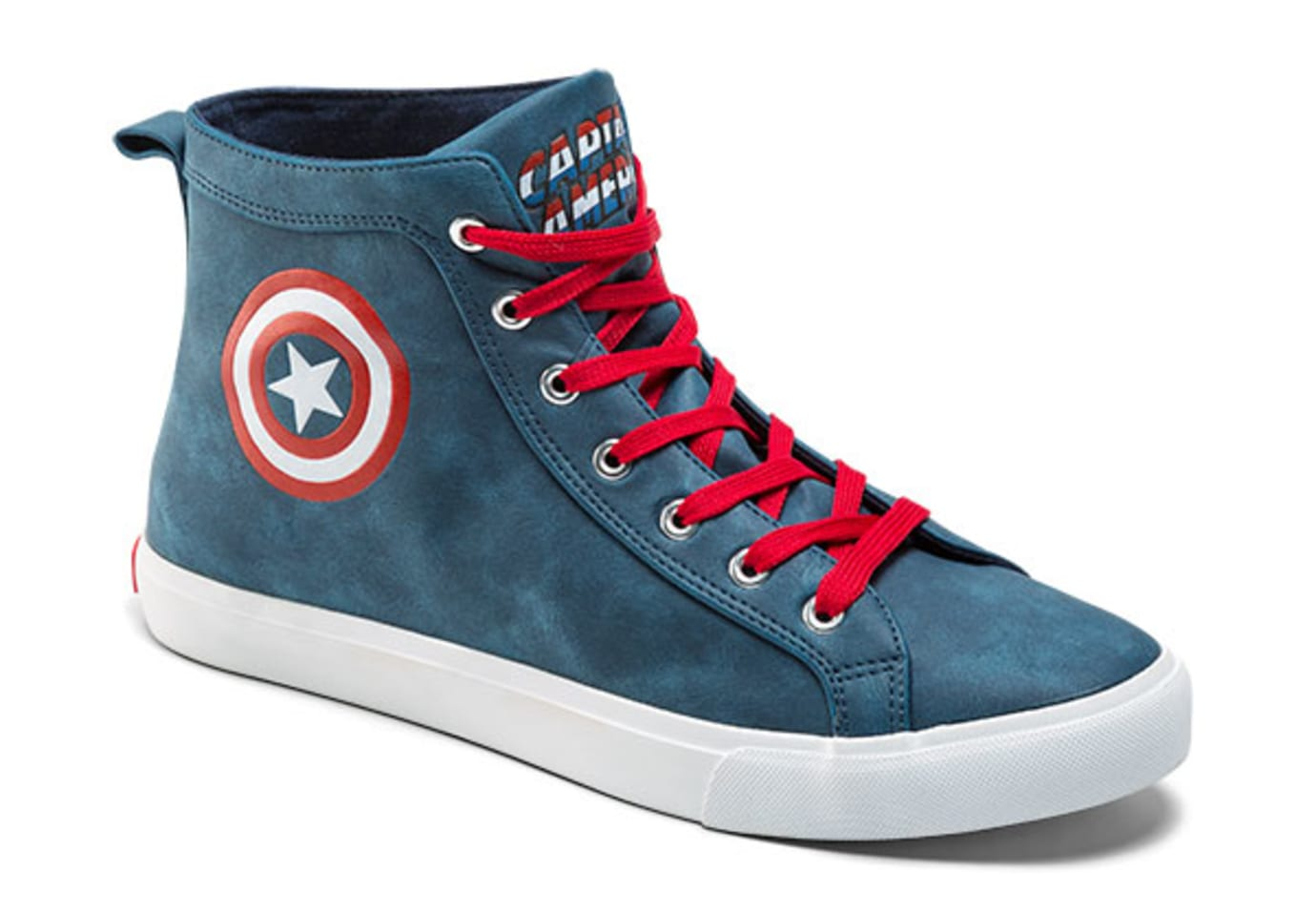 48ced02e7576 Captain America Sneakers