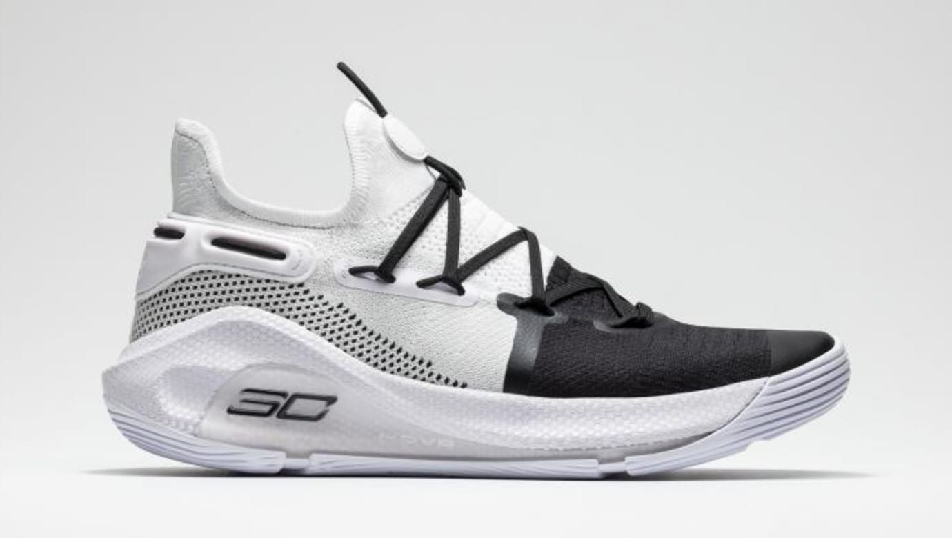 Under Armour Curry 6 'Working on Excellence' (Lateral)