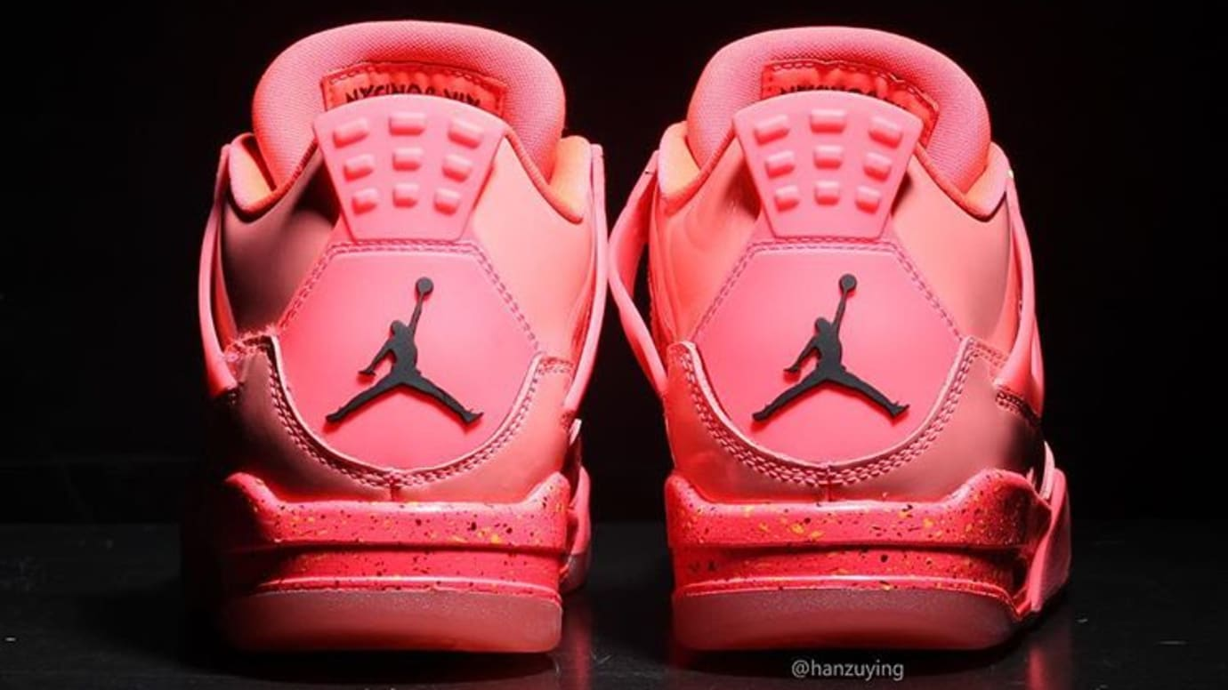6c7587ffc25da WMNS Air Jordan 4 NRG 'Hot Punch' Release Date | Sole Collector