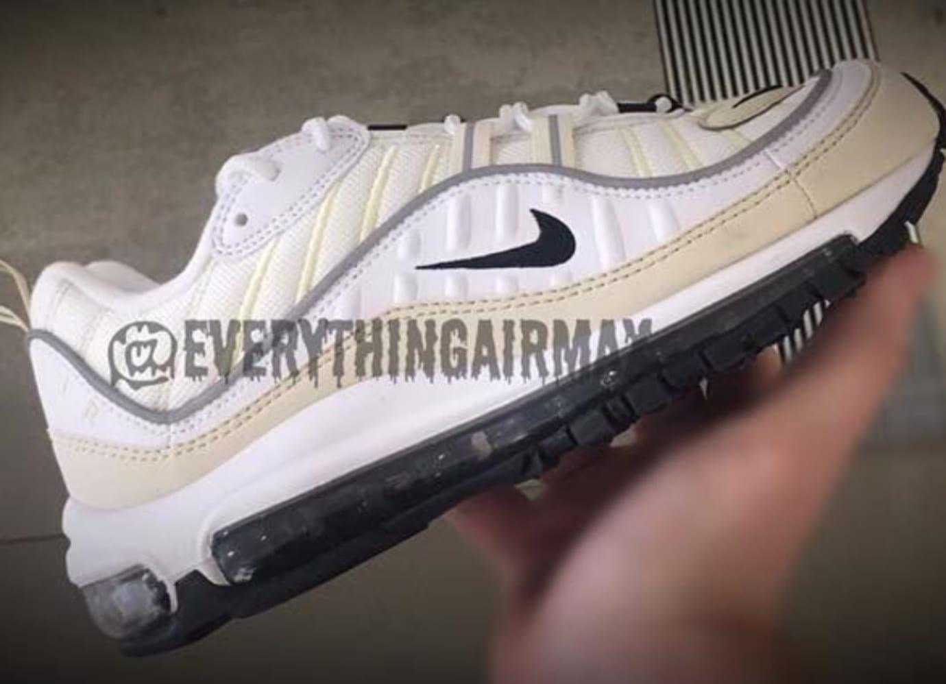 Nike Air Max 98 'Cream/White'