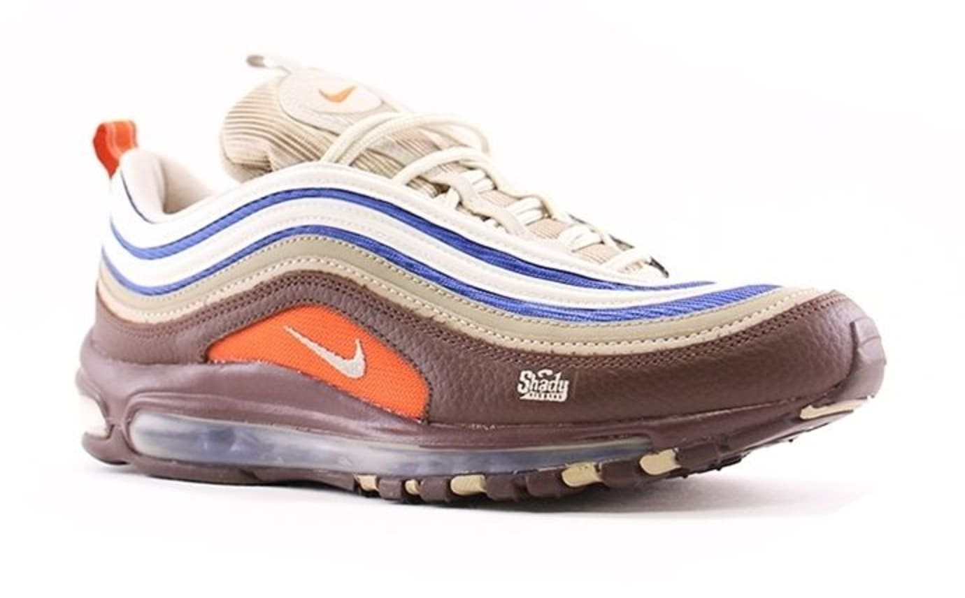 mieux aimé a7d43 6b4d0 Eminem' Nike Air Max 97 Available on Ebay | Sole Collector