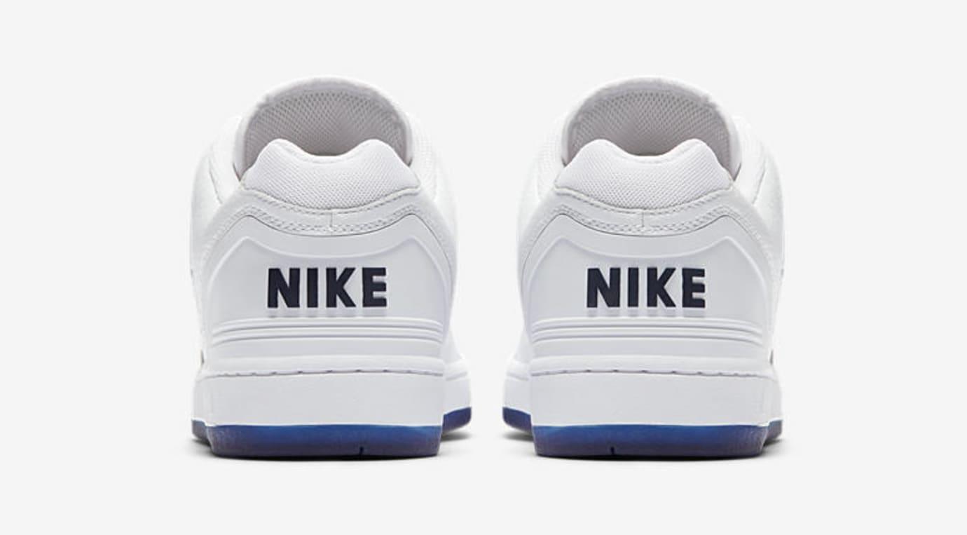 Nike SB Air Force 2 Low 'Kevin Bradley' AO0298-114 (Heel)