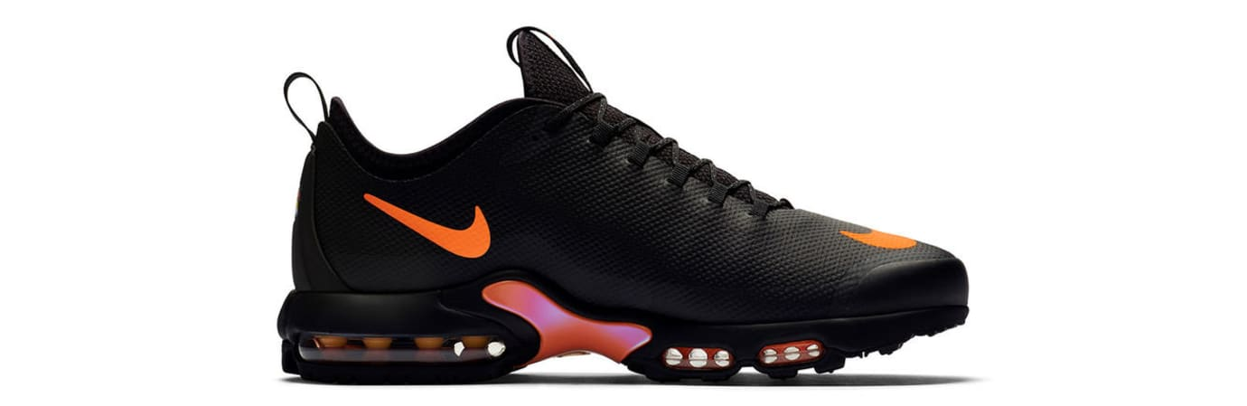 3a92f866d66a3 Nike Mercurial TN 'Orange' 'Black' and 'White' Release Dates | Sole ...