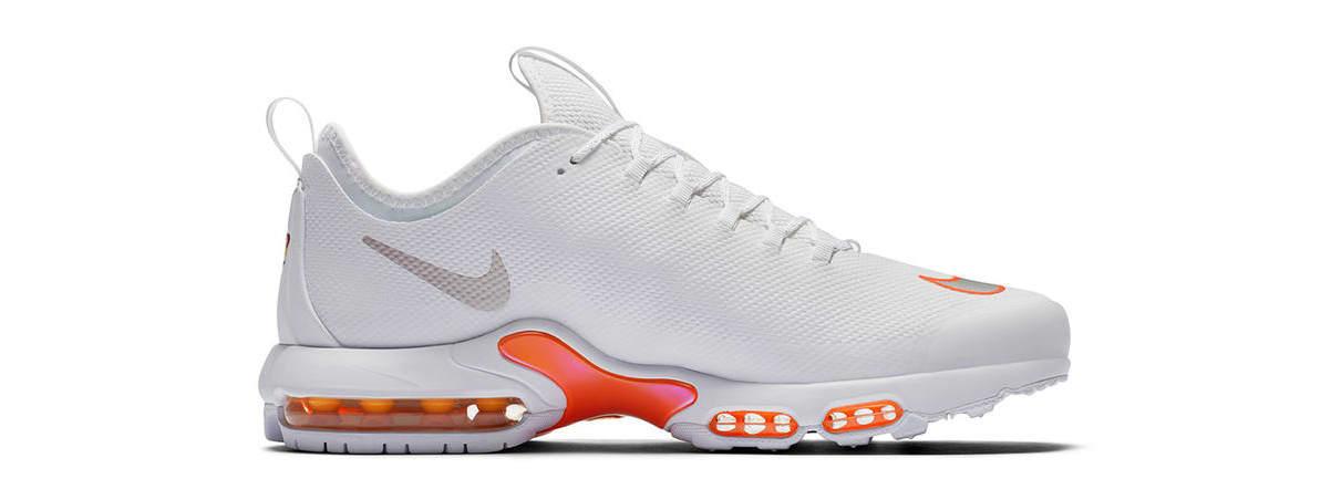 Nike Mercurial TN 'White' (Medial)