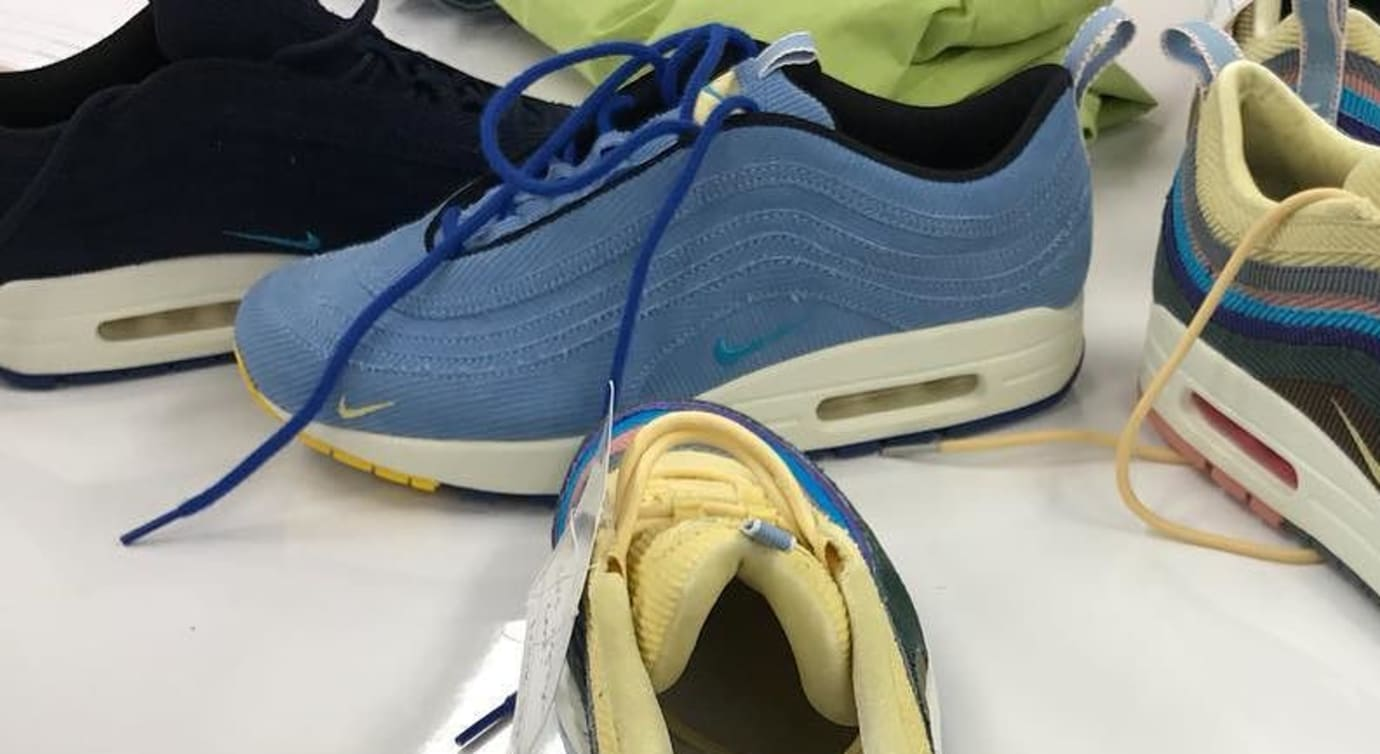 Sean Wotherspoon x Nike Air Max 1/97 Samples