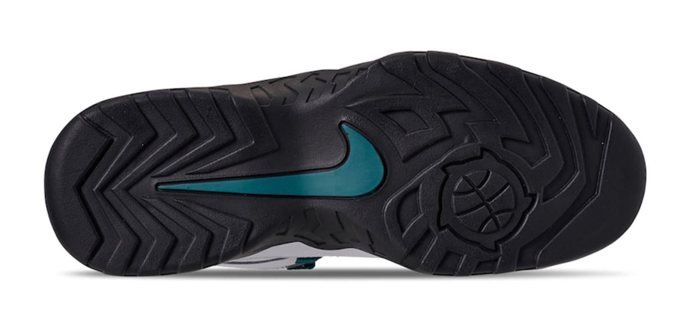 Nike Air Darwin 'White/Teal/Black' AJ9710-100 (Bottom)