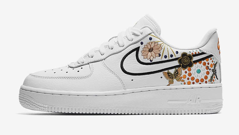 nike air force 1 chinese new year 2018 los angeles