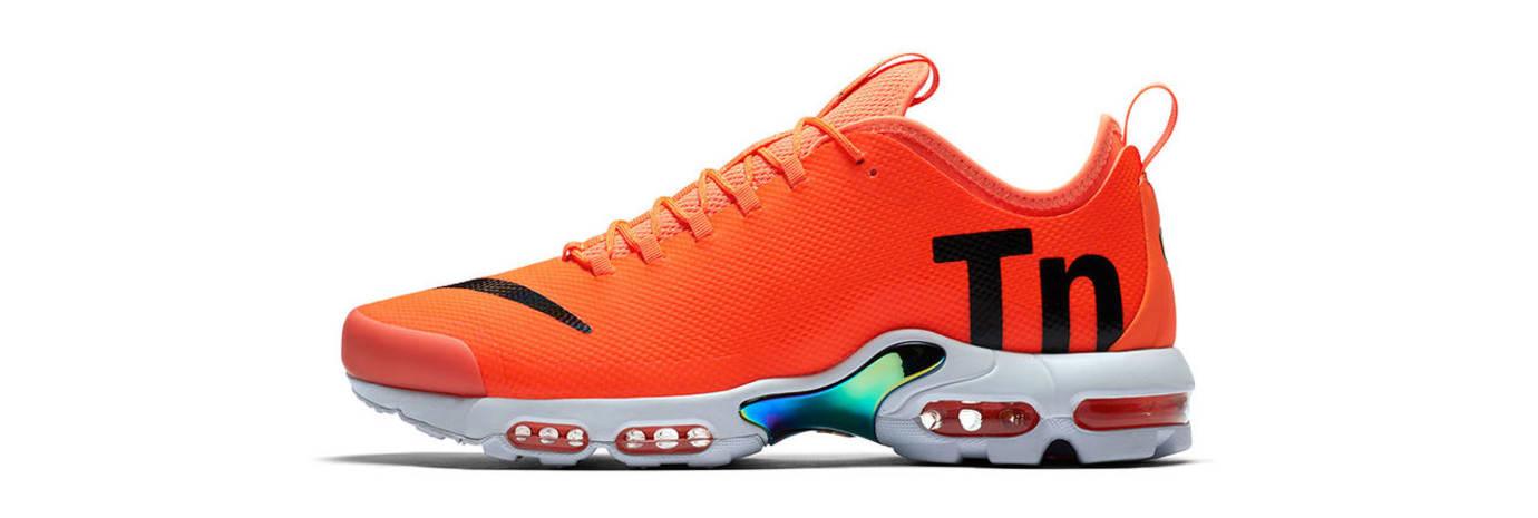 Nike Mercurial TN 'Orange' (Lateral)