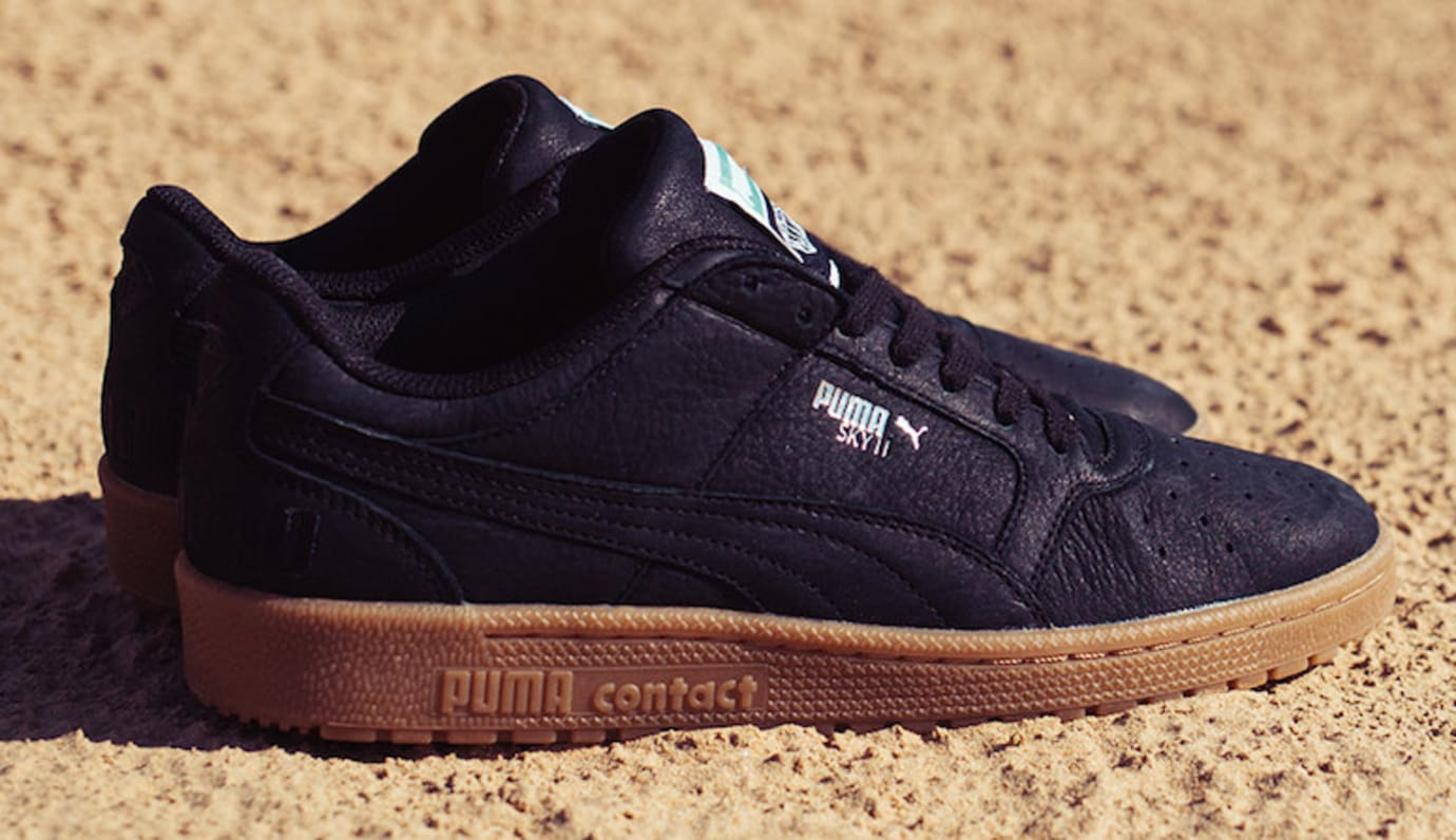 Diamond Supply Puma Sky II Lo 'Black'