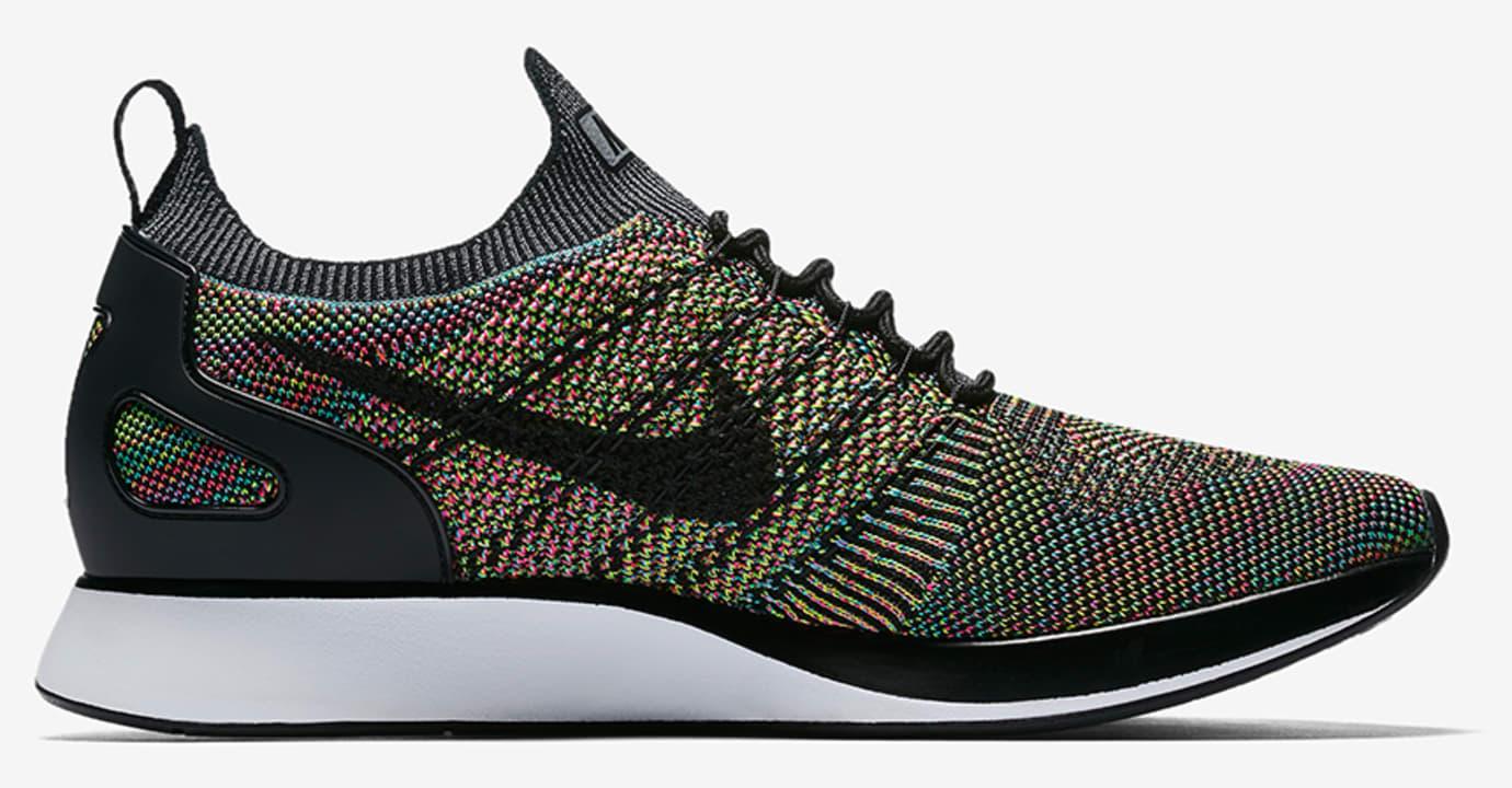 Nike Zoom Mariah Flyknit Racer 'Multi-Color' 917658-101 (Medial)