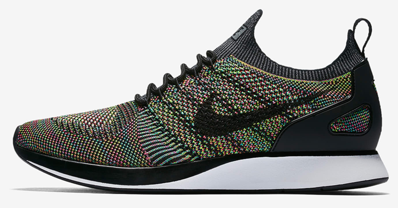 huge discount b1115 e1780 Nike Zoom Mariah Flyknit Racer  Multi-Color  917658-101 (Lateral)