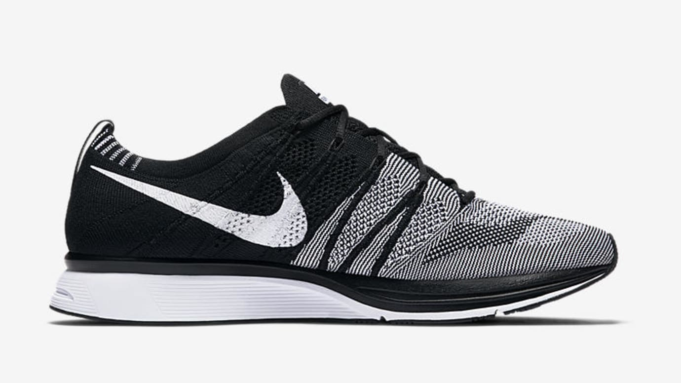 886b837536c0a The Nike Flyknit  Oreo  and