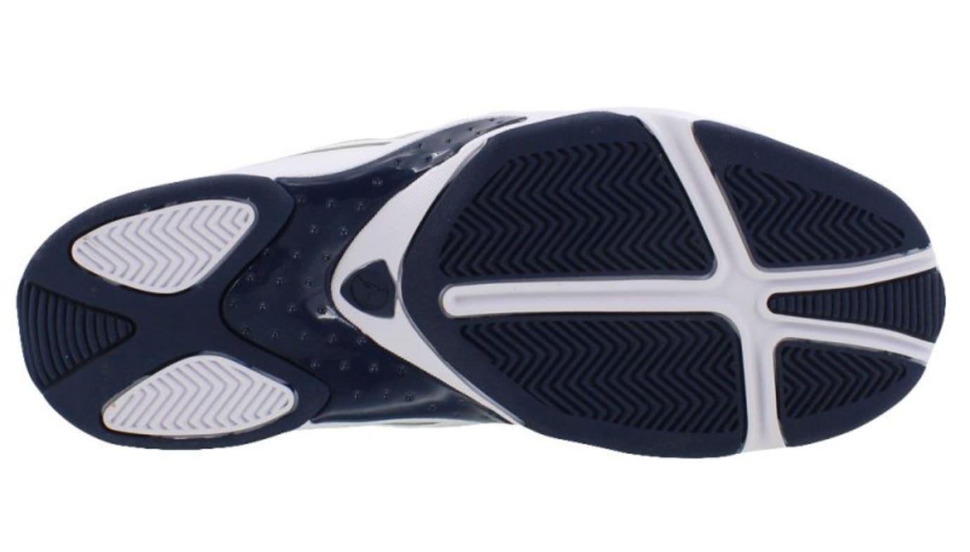 eefb3c43539cc4 Jordan Jumpman Quick 23 White Blue Release Date AH8109-104 Sole