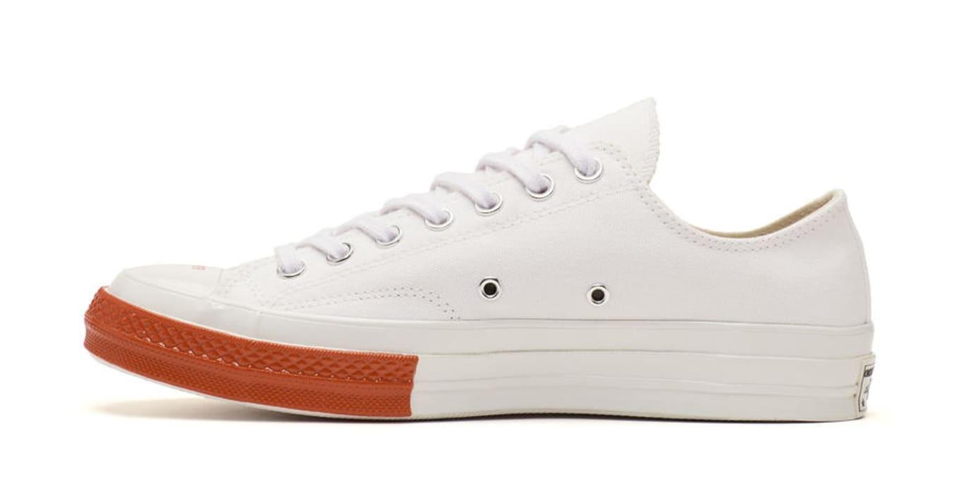 Undercover x Converse Chuck 70 'White' (Medial)