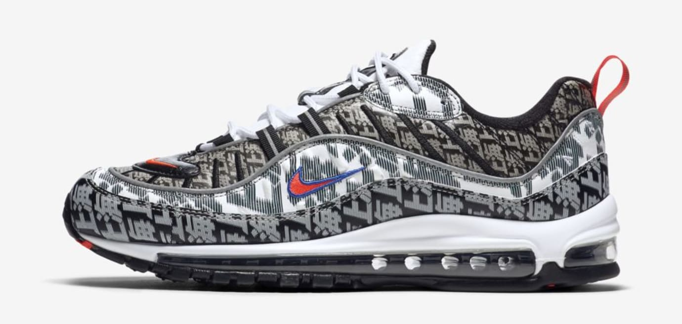 74da72c7d6 Nike Air Max 98 'Shanghai' Release Date | Sole Collector