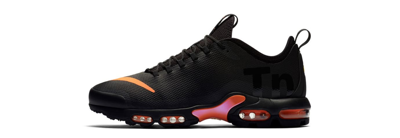 Nike Mercurial TN 'Black' (Lateral)