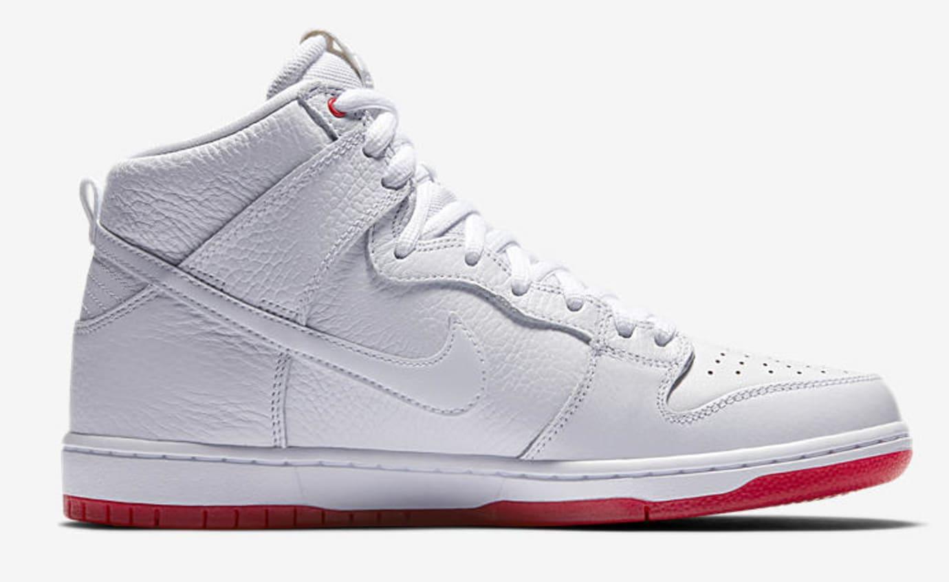 Nike SB Dunk High 'Kevin Bradley' AH9613-116 (Medial)