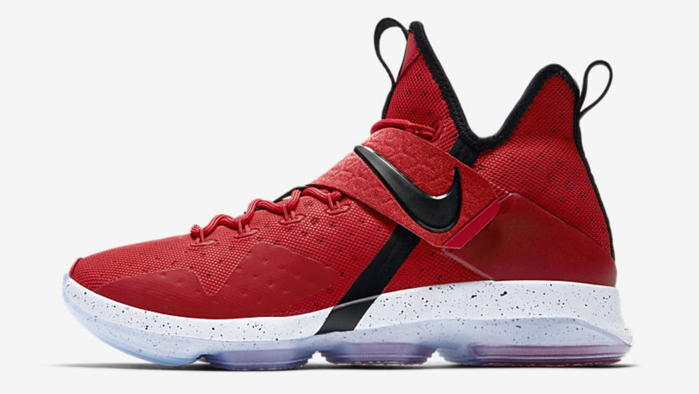 "Nike LeBron 14 ""Red Brick Road"""