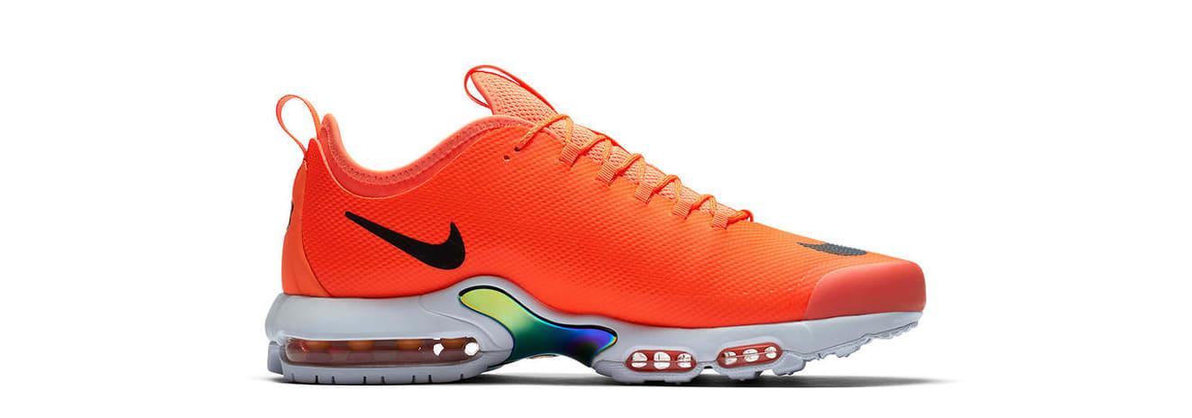 Nike Mercurial TN 'Orange' (Medial)