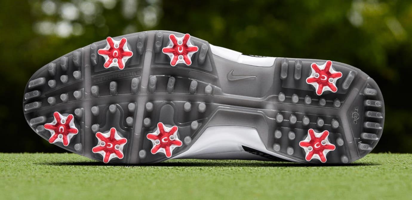 Air Jordan 3 Golf 'White Cement' (Bottom)