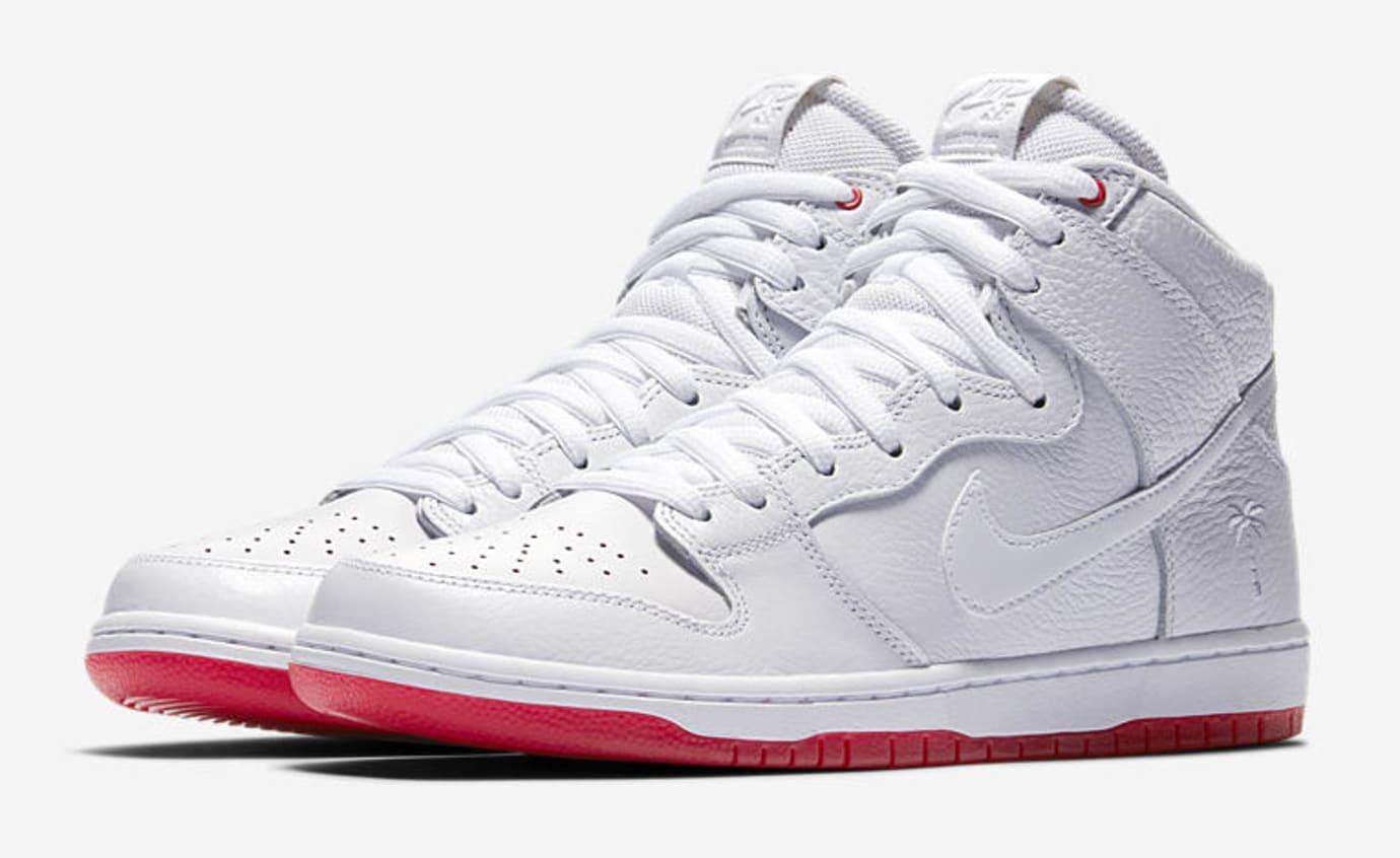 Nike SB Dunk High 'Kevin Bradley' AH9613-116 (Pair)