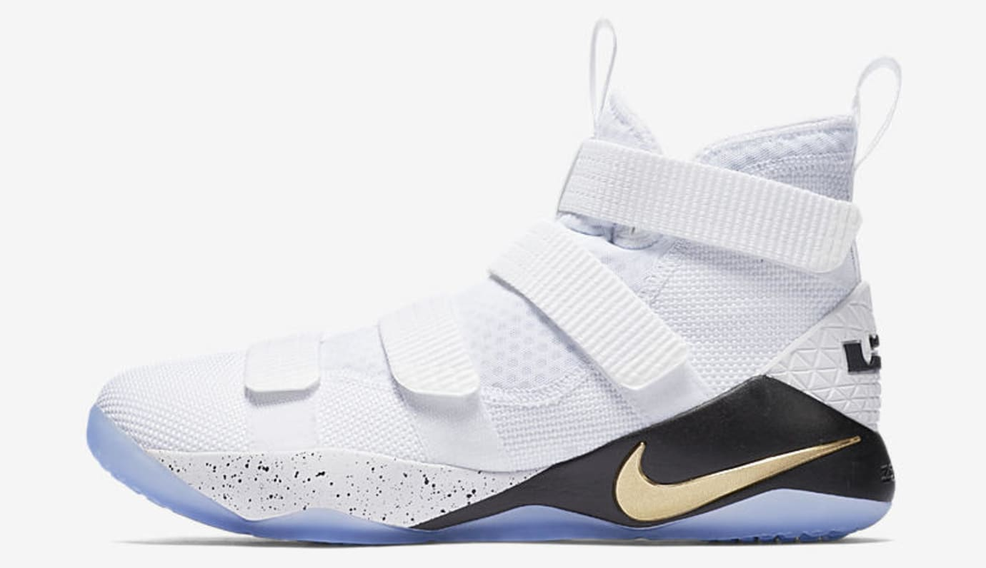 2a0a501fe47 Nike LeBron Soldier XI
