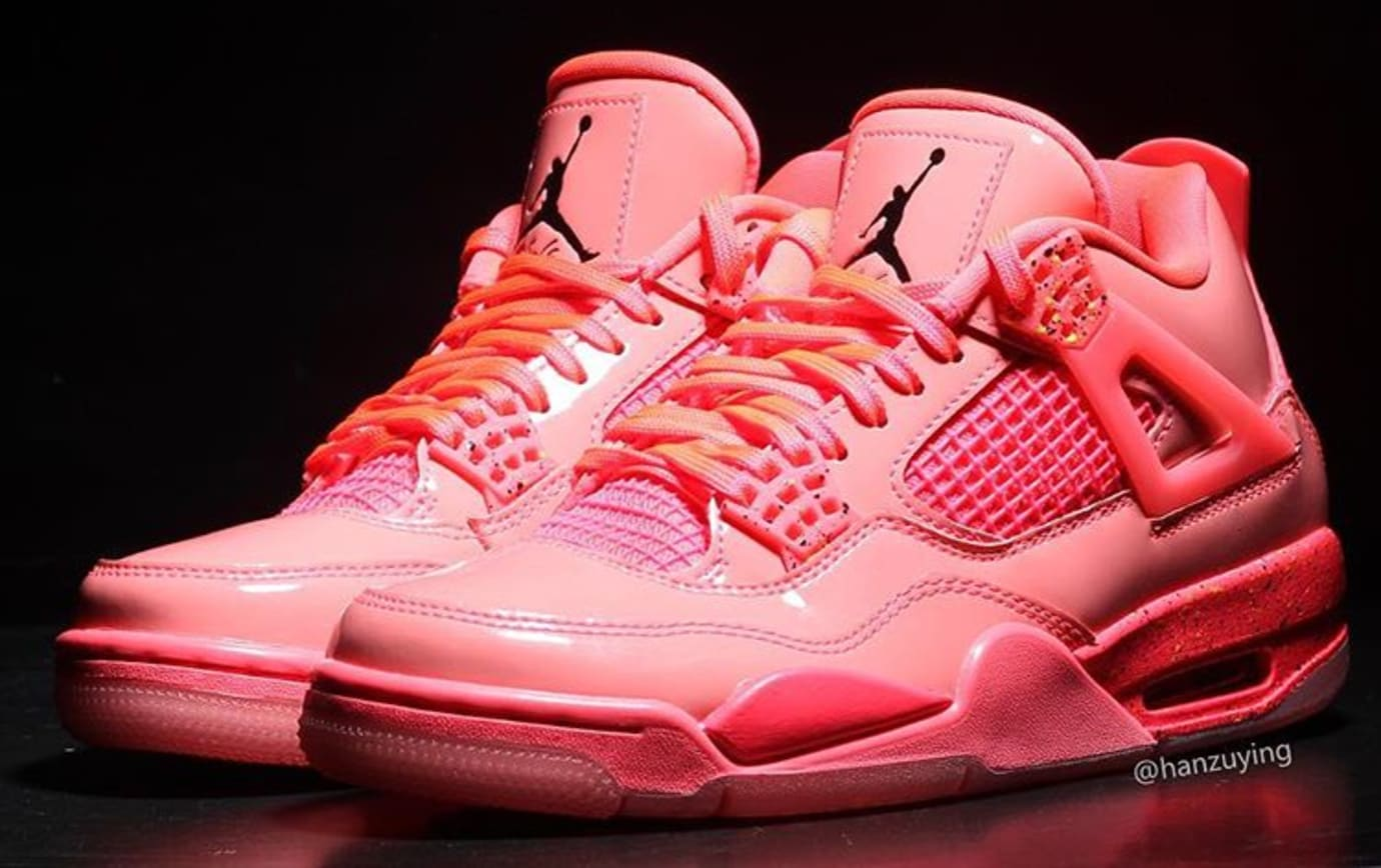 brand new 2ed92 2cd7c WMNS Air Jordan 4  Hot Punch  AQ9128-600 Release Date