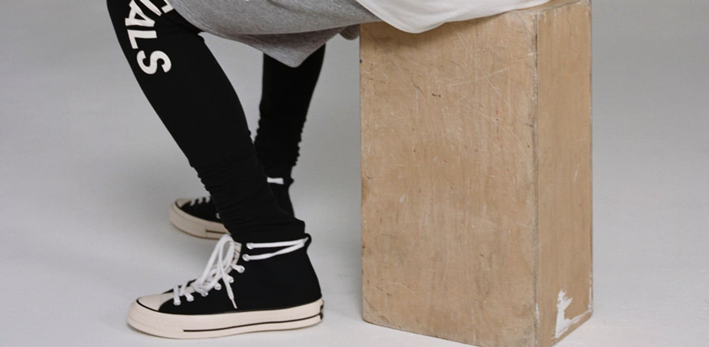 Fear of God Essentials x Converse Chuck 70 (Black 2)