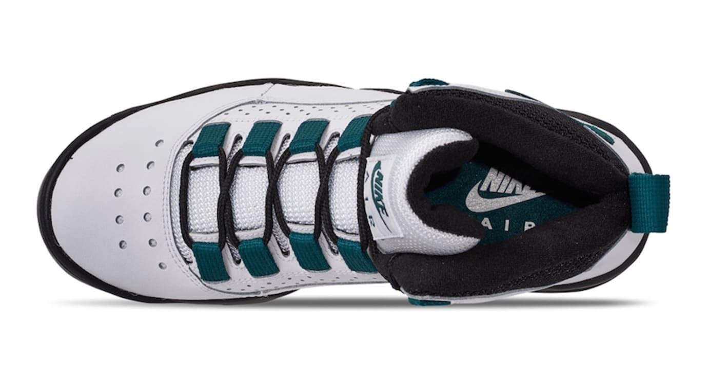 Nike Air Darwin 'White/Teal/Black' AJ9710-100 (Top)