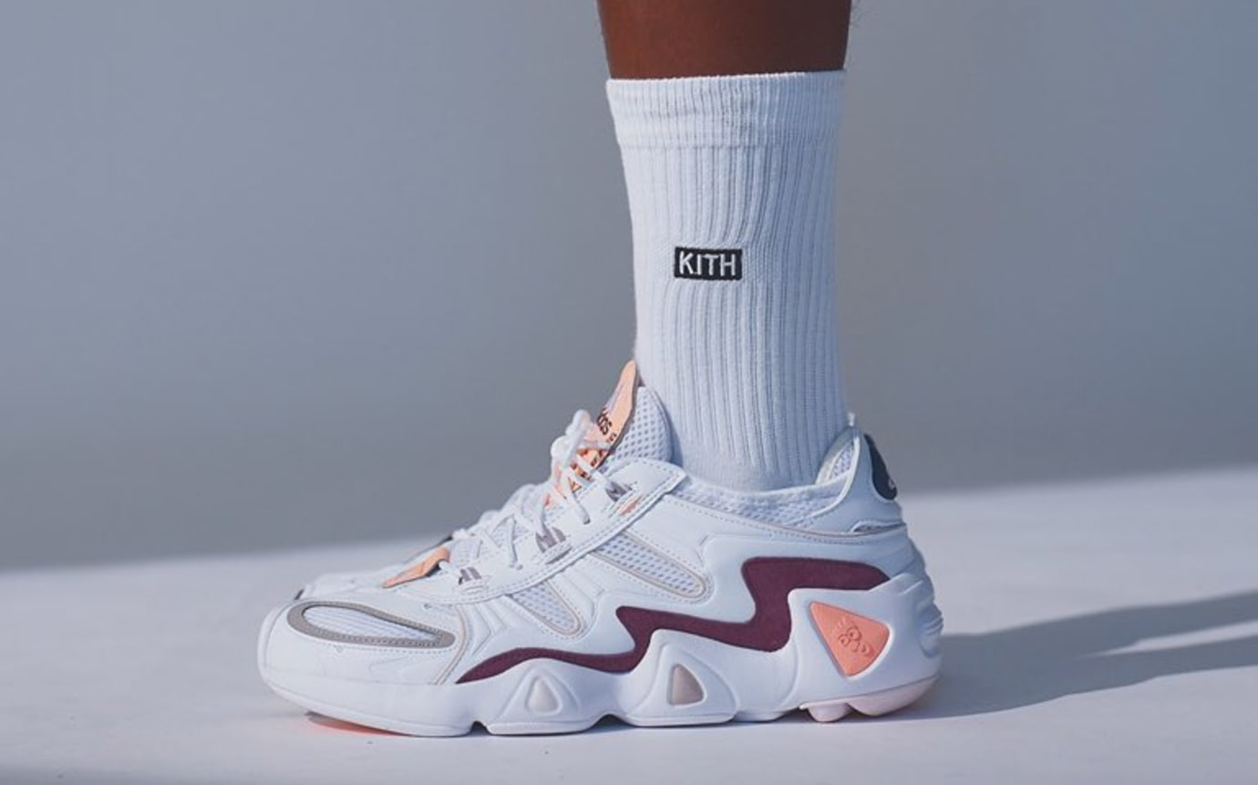 Ronnie Fieg x Adidas FYW Salvation 4