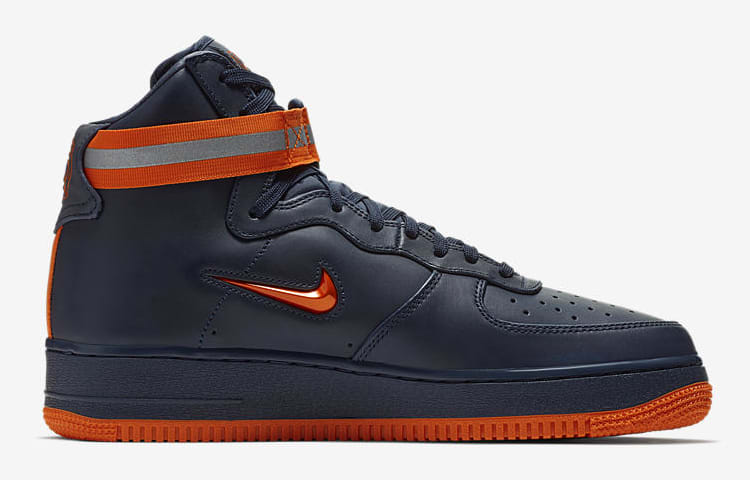 Nike Air Force 1 High 'NYC's Finest' AO1636-400 (Medial)