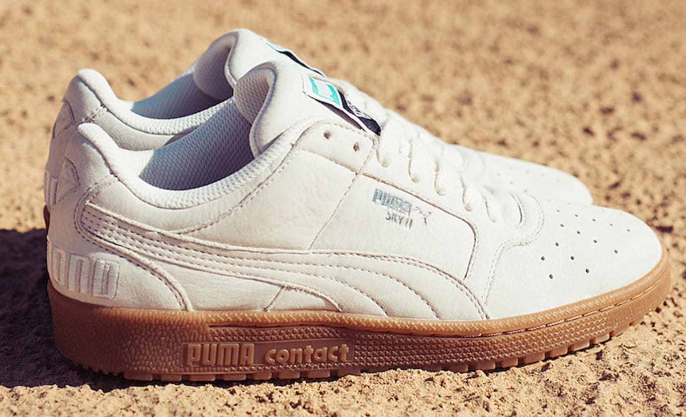 Diamond Supply Puma Sky II Lo 'White'