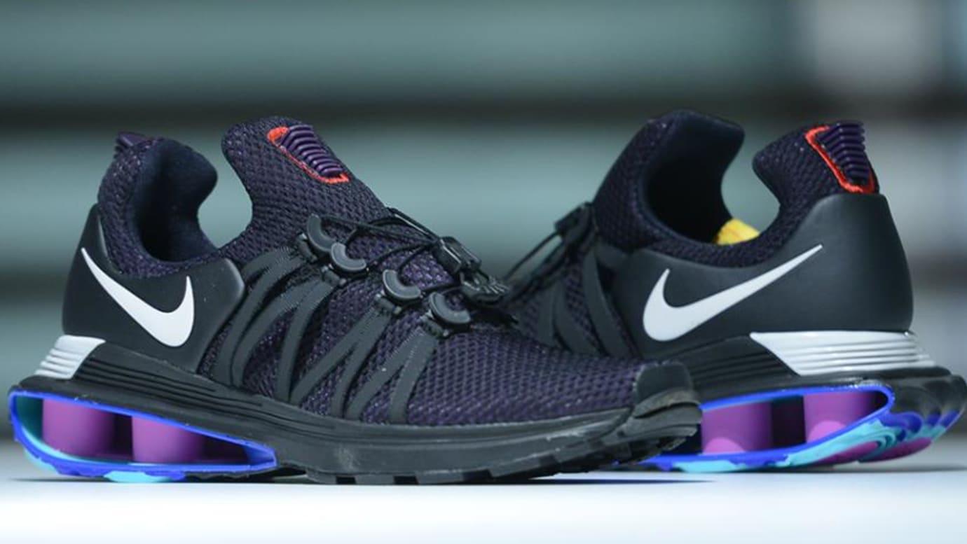 b5f06ac08cf8 Nike Shox Gravity  Black  Image via Foot Locker.
