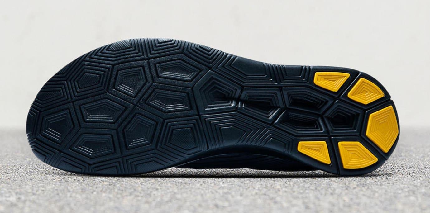 Nike Zoom Fly SP Gyakusou 'Black' (Bottom)