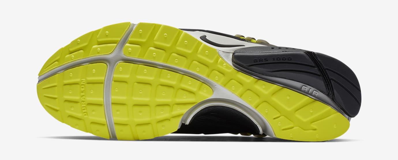 Comme des Garçons x Nike Air Presto Foot Tent 'Neon' (Bottom)