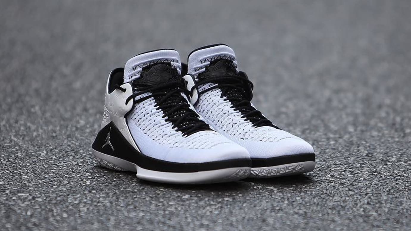 e61163e5912b17 Air Jordan 32 Low Metallic Silver Release Date AA1256-102 Price ...