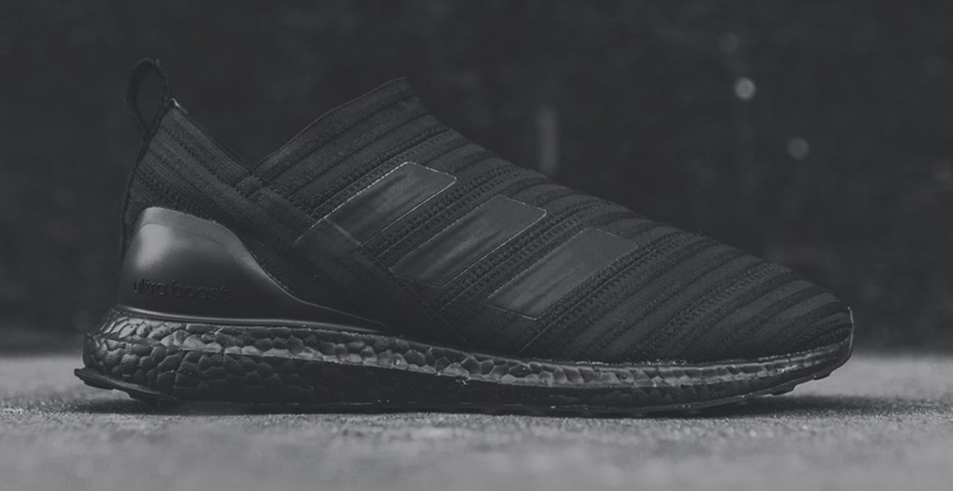 Kith x Adidas Soccer Nemeziz Ultra Boost 17+ (Lateral)