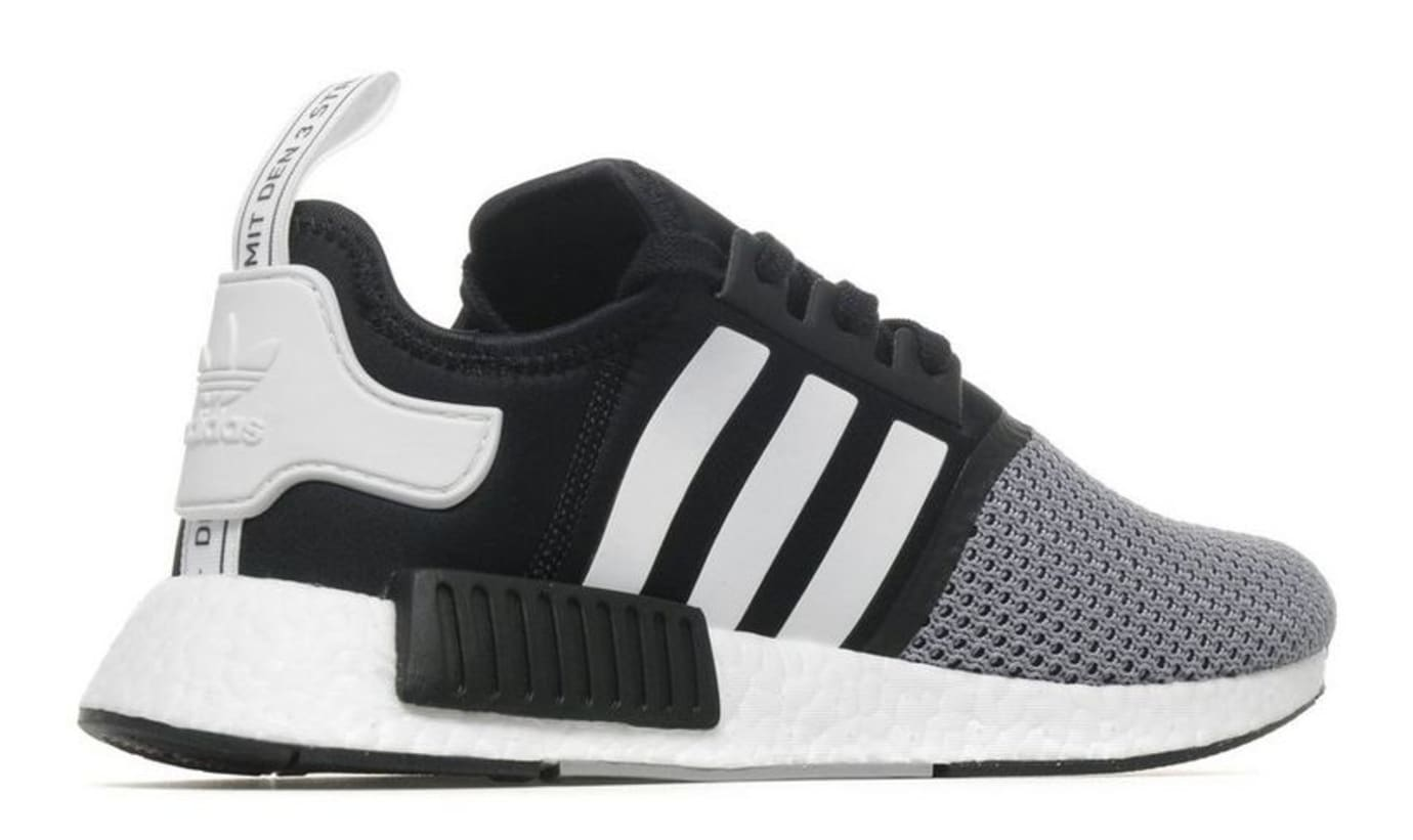 6050f8aea7bc7 Adidas NMD JD Sports Black White Medial