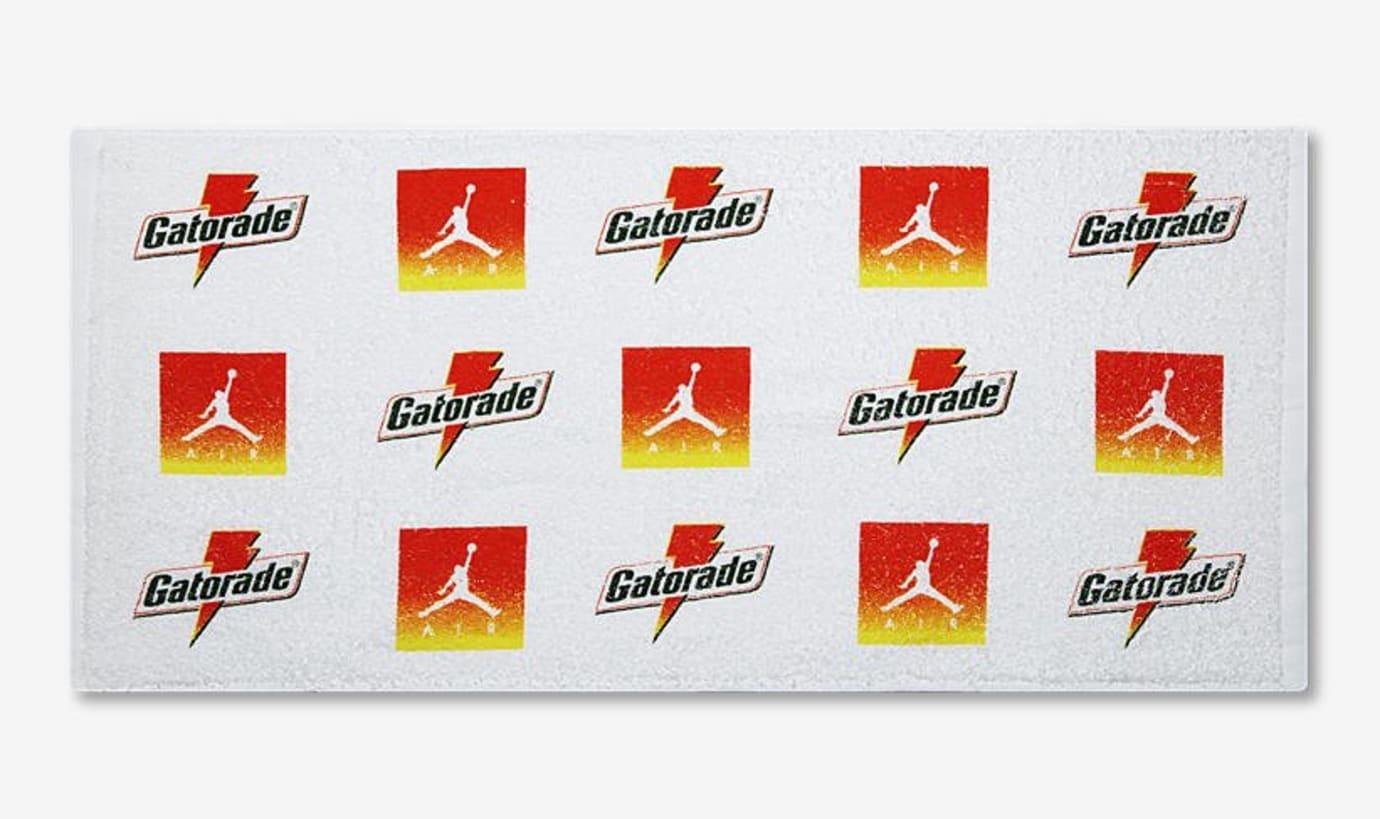 Air Jordan 1 Gatorade Orange Release Date AJ5997-880 Towel