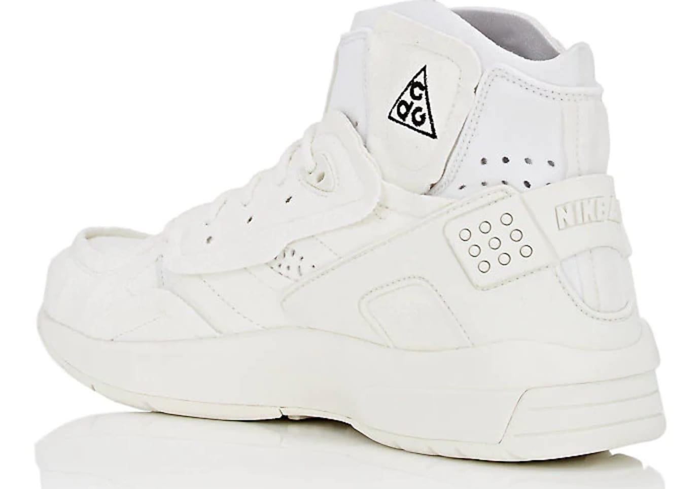 Comme des Garçons x Nike Air Mowabb (Heel)