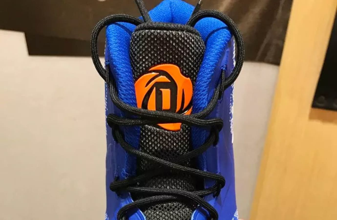 Adidas D Rose 8 New York Knicks Sneakers  5907a8172